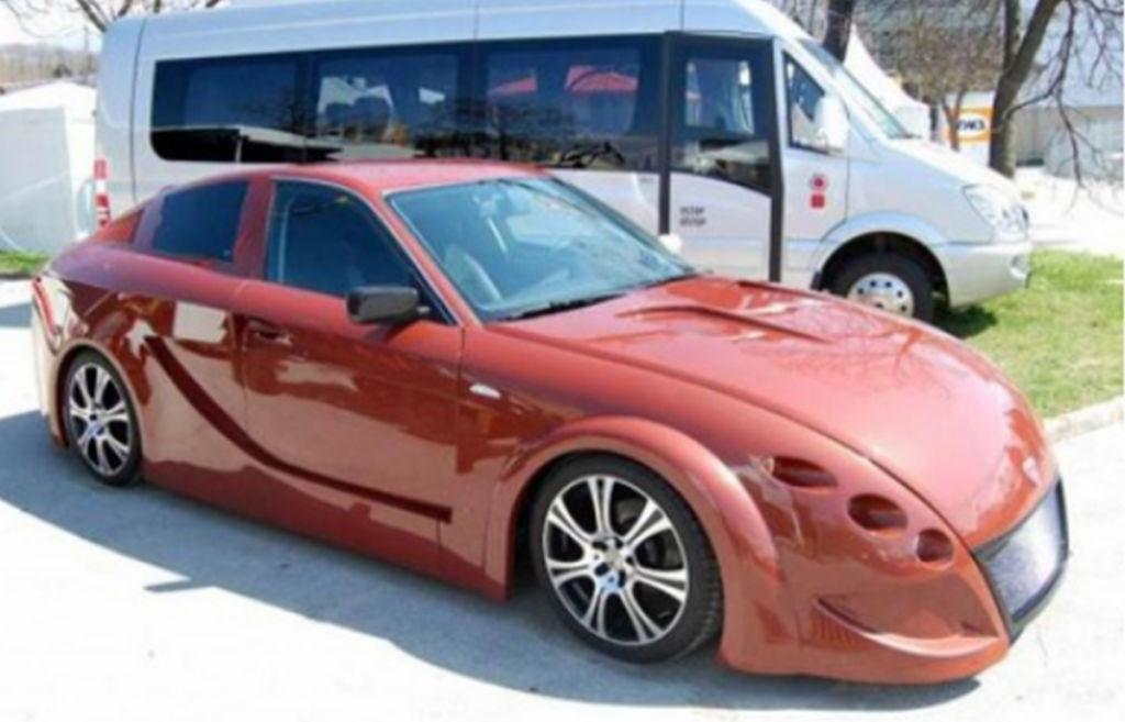 Sportni avtomobil Fera