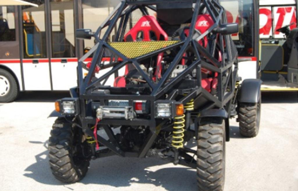 Terensko vozilo buggy